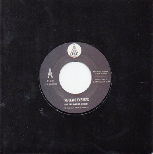 The Lewis Express - Clap Your Hands (45 version) / Stomp Your Feet (45 vers