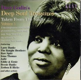 VARIOUS - DAVE GODIN'S DEEP SOUL TREASURES VOLUME ONE