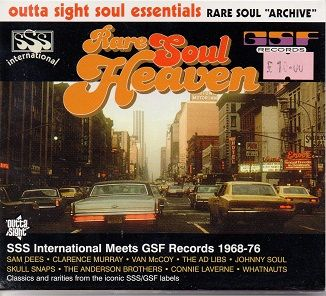 Various - Rare Soul Heaven (SSS International Meets GSF Records 1968-76