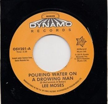 LEE MOSES - POURING WATER ON A DROWNING MAN