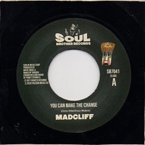 Mad Cliff - You Can Make The Change / What The People Say About Love