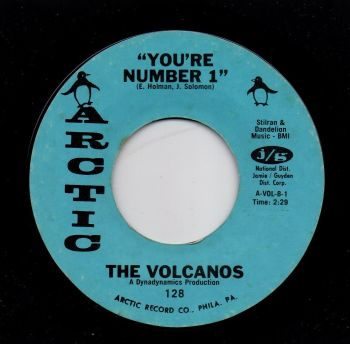 VOLCANOS - YOU'RE NUMBER 1