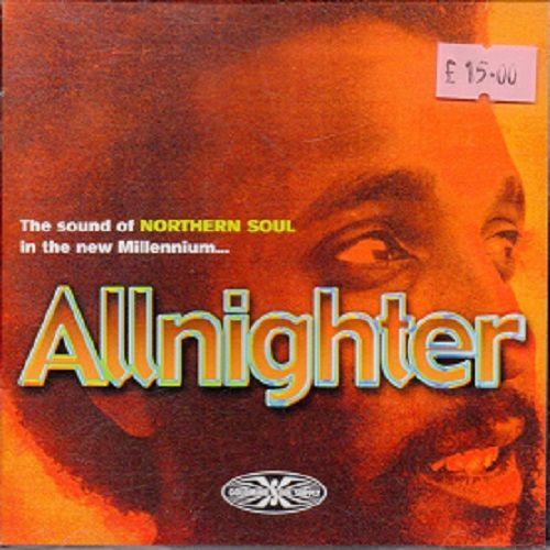 Various - Allnighter - Goldmine Soul Supply