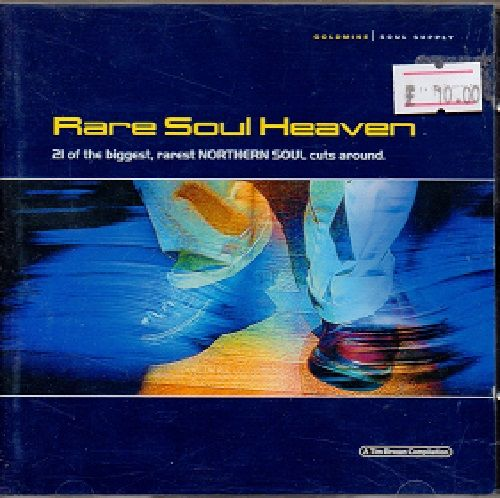 Various - Rare Soul Heaven  - Goldmine Soul Supply
