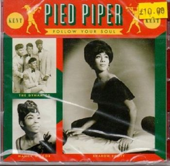 VARIOUS - PIED PIPER FOLLOW YOUR SOUL