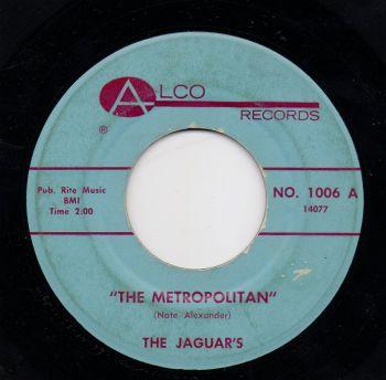 THE JAGUAR'S - THE METROPOLITAN