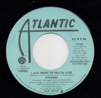 SPINNERS - I JUST WANT TO FALL IN LOVE