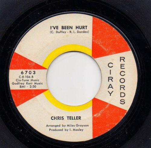 CHRIS TELLER - I'VE BEEN HURT