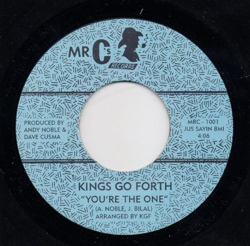KINGS GO FORTH - YOU'RE THE ONE