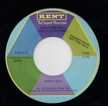 JIMMY BEE - WANTING YOU