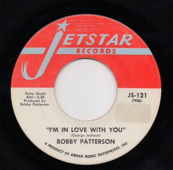 BOBBY PATTERSON - I'M IN LOVE WITH YOU