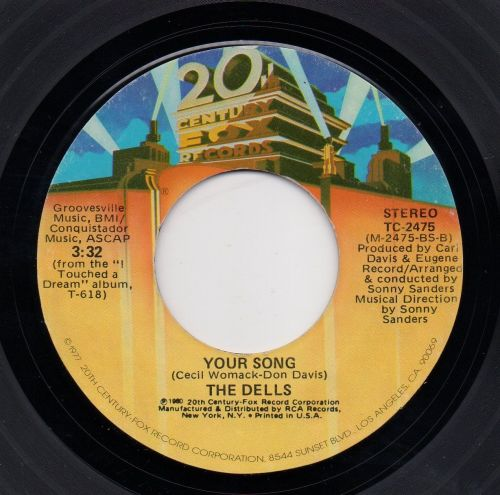 DELLS - YOUR SONG