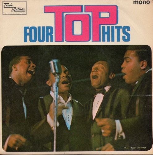 FOUR TOPS - FOUR TOP HITS