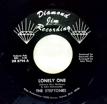THE STEPTONES - LONELY ONE