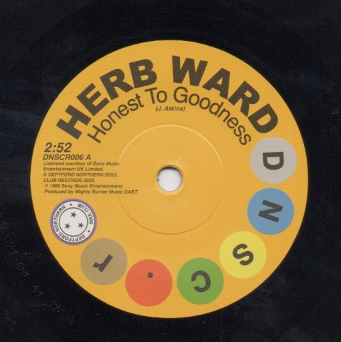 HERB WARD - HONEST TO GOODNESS