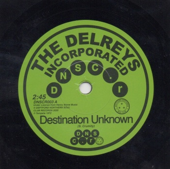 DELREYS INCORPORATED - DESTINATION UNKNOWN