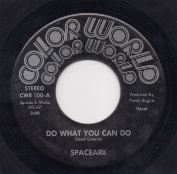 SPACEARK - DO WHAT YOU CAN DO