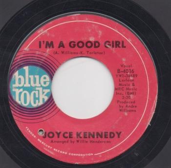 JOYCE KENNEDY - I'M A GOOD GIRL
