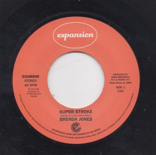 BRENDA JONES - SUPER STROKE