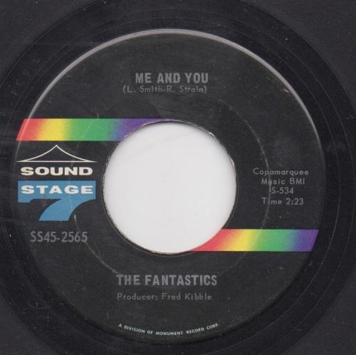 THE FANTASTICS - ME AND YOU