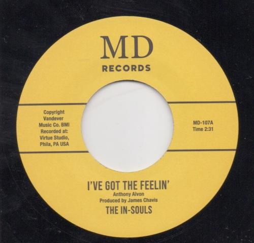 IN-SOULS - I'VE GOT THE FEELIN'