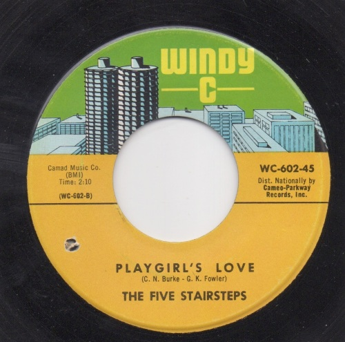 FIVE STAIRSTEPS - PLAYGIRL'S LOVE