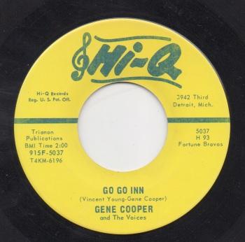 GENE COOPER - GO GO INN