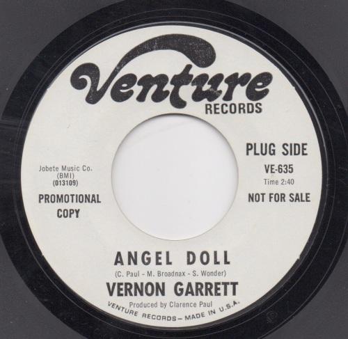 VERNON GARRETT - ANGEL DOLL
