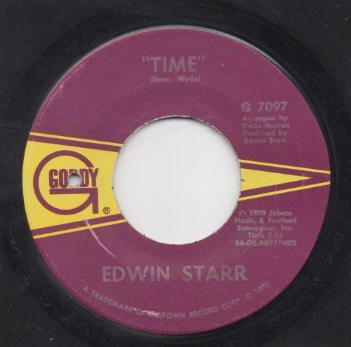 EDWIN STARR - TIME