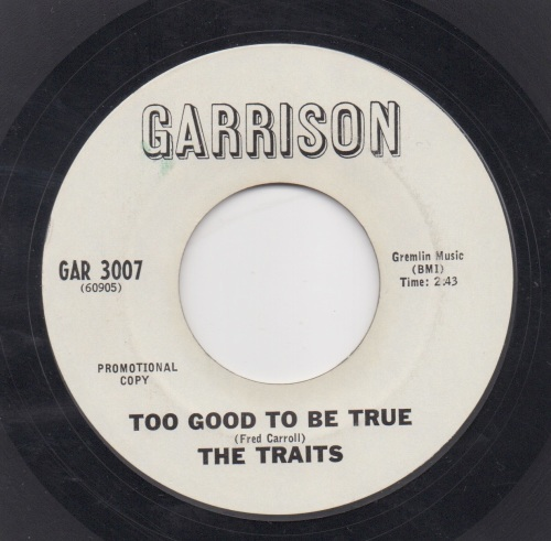 TRAITS - TOO GOOD TO BE TRUE