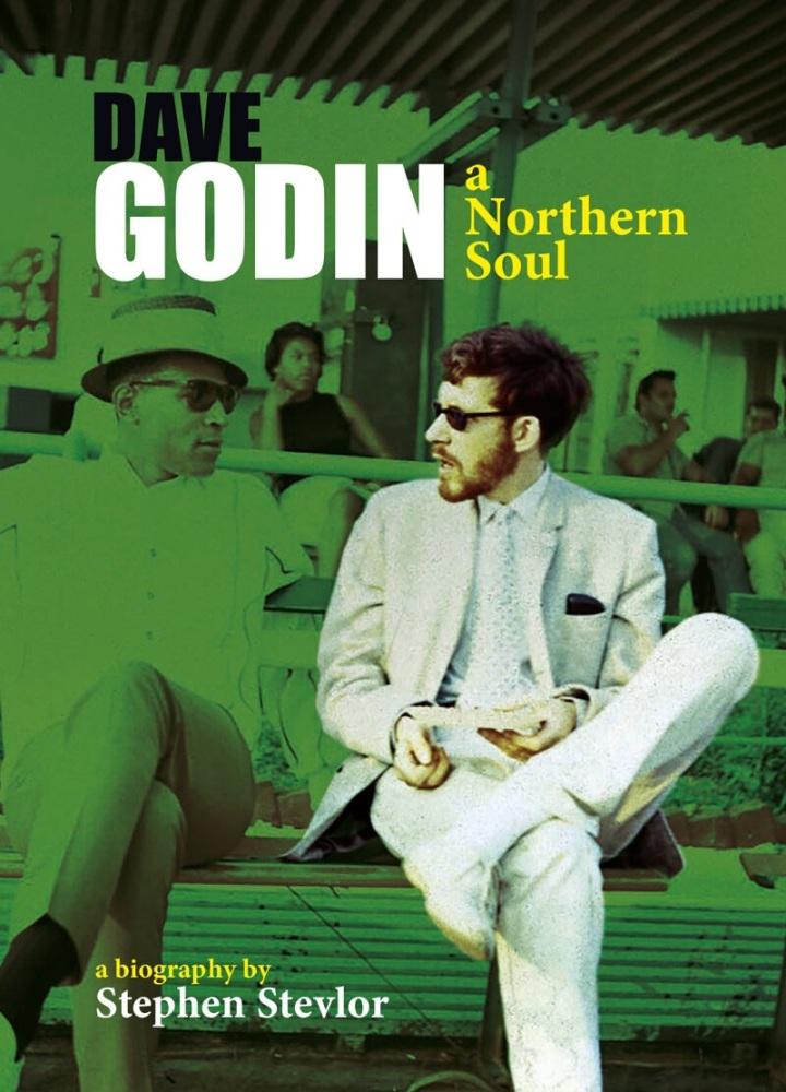 DAVE GODIN - a NORTHERN SOUL (Pre-Order)
