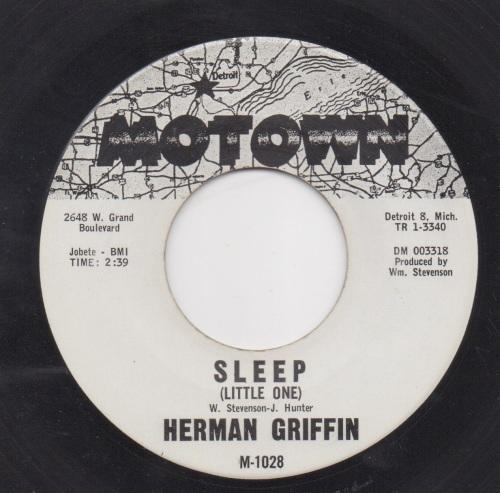 HERMAN GRIFFIN - SLEEP (LITTLE ONE)