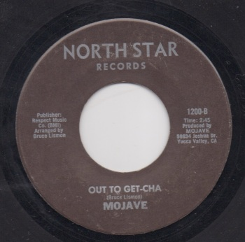 MOJAVE - OUT TO GET-CHA