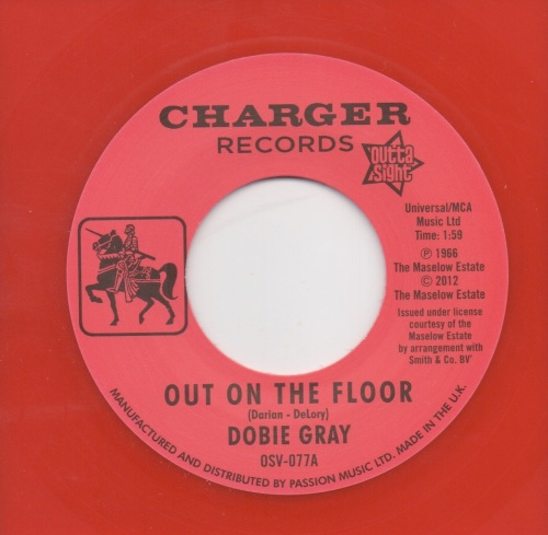 DOBIE GRAY - OUT ON THE FLOOR