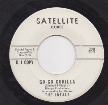 IDEALS - GO-GO GORILLA