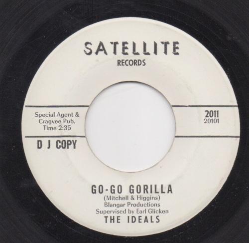 IDEALS - GO-GO GORILLA