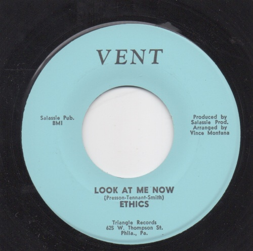ETHICS - LOOK AT ME NOW