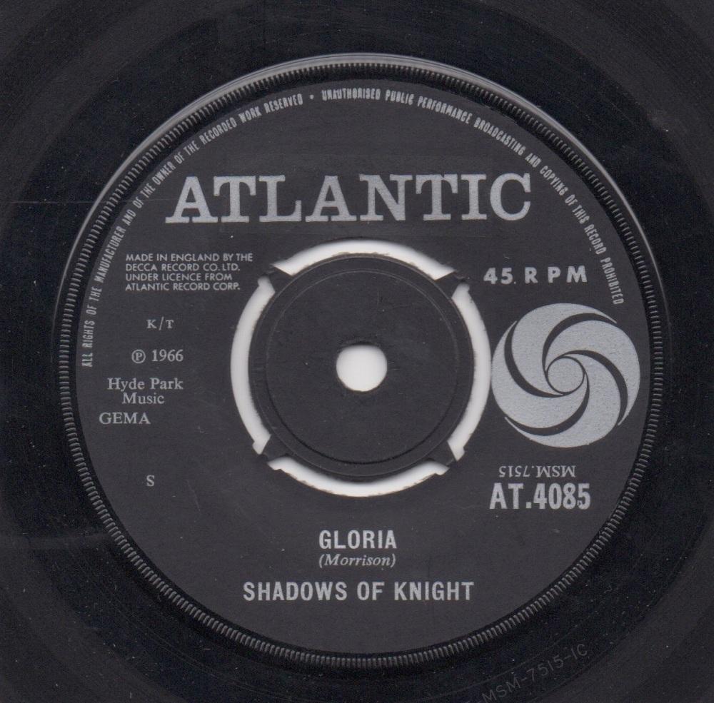 GLORIA - SHADOWS OF KNIGHT