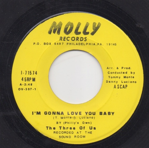 THREE OF US - I'M GONNA LOVE YOU BABY