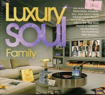Various - Luxury Soul Family - Expansion CDB EXP 21 - 2021