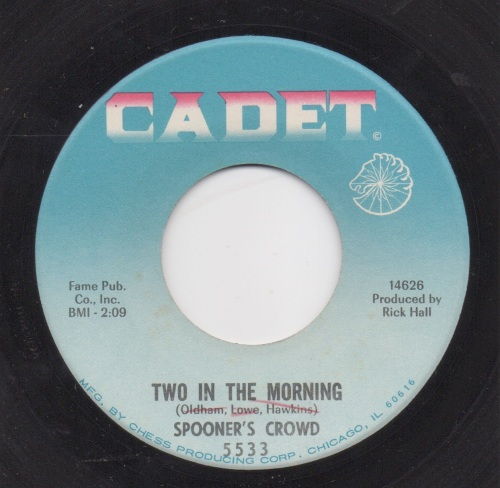 SPOONER'S CROWD - TWO IN THE MORNING