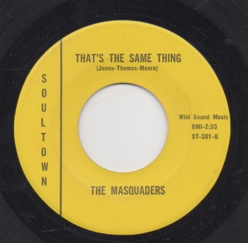 MASQUADERS - THAT'S THE SAME THING