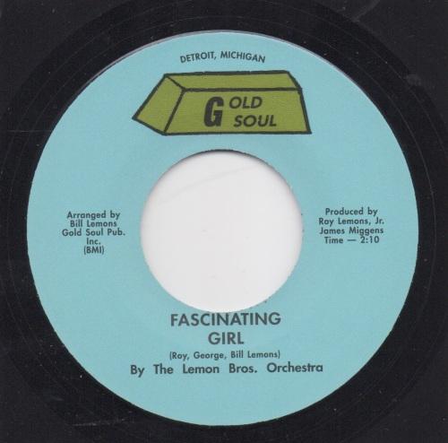 GEORGE LEMONS - FASCINATING GIRL