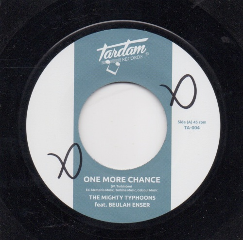 MIGHTY TYPHOONS FEAT. BEULAH ENSER - ONE MORE CHANCE