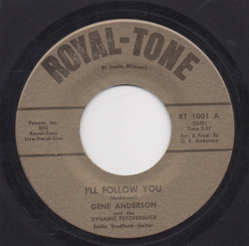 GENE ANDERSON - I'LL FOLLOW YOU