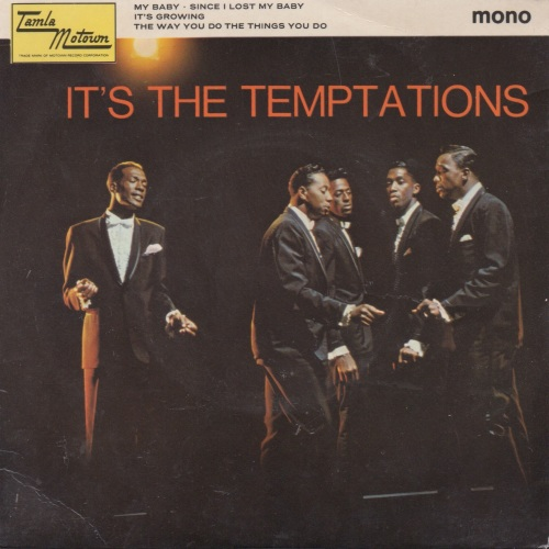 TEMPTATIONS - IT'S THE TEMPTATIONS EP
