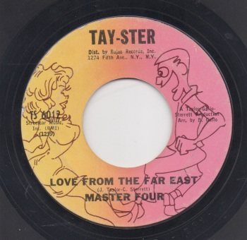 MASTER FOUR - LOVE FROM THE FAR EAST