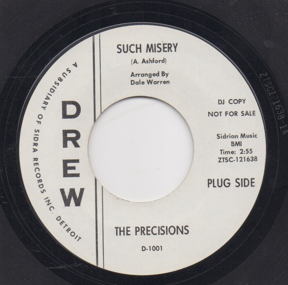 PRECISIONS - SUCH MISERY