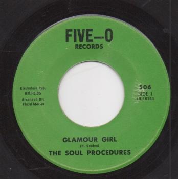 SOUL PROCEDURES - GLAMOUR GIRL