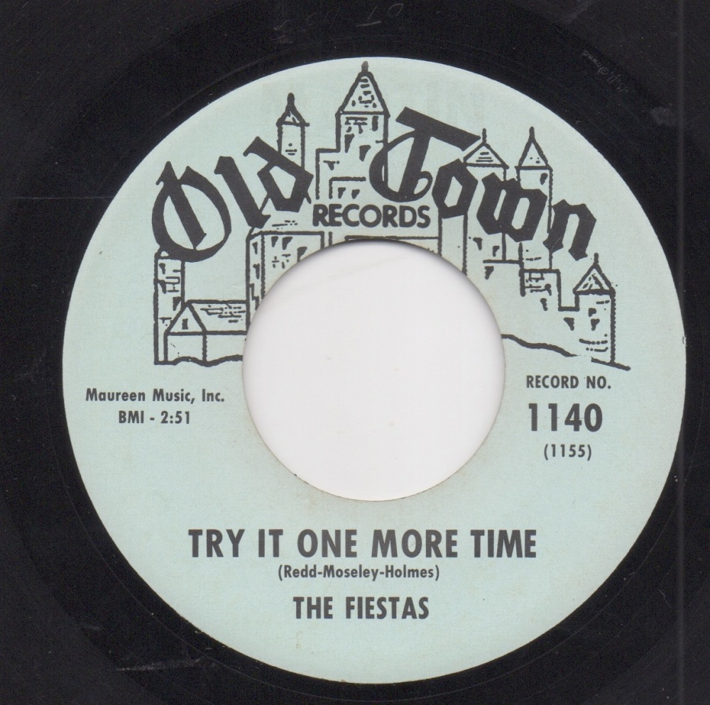 FIESTAS - TRY IT ONE MORE TIME